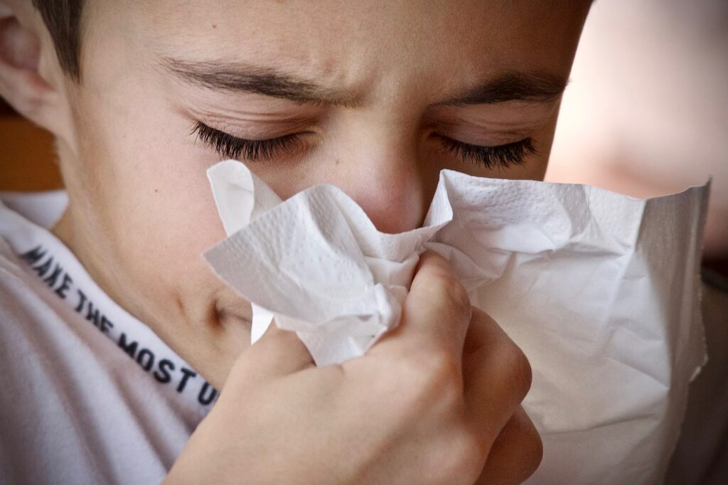 what allergies are in the air